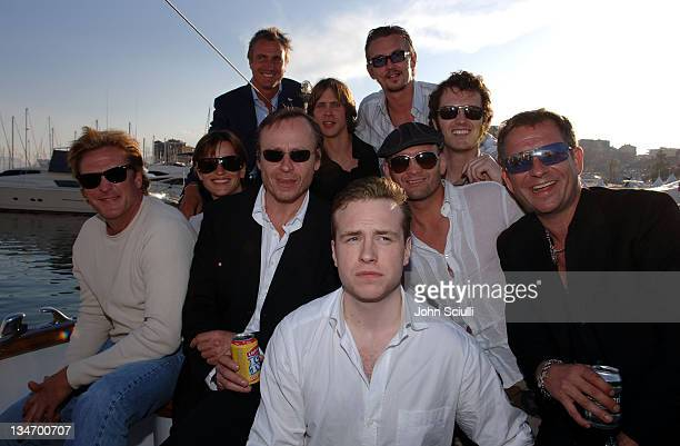 Daivid Ginola Tommy Flanaghan Maichael Madsen Karen Roden Nick Moran Rafe Spall and Sean Pertwee