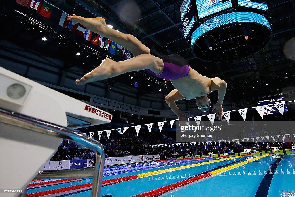 13th FINA World Swimming Championships  - Day 4