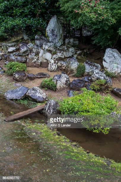Daizenji Japanese Garden Daizenji Temple was built in Koshu by Buddhist priest Gyoki in 718 It is sometimes called the grape temple as Gyoki was met...