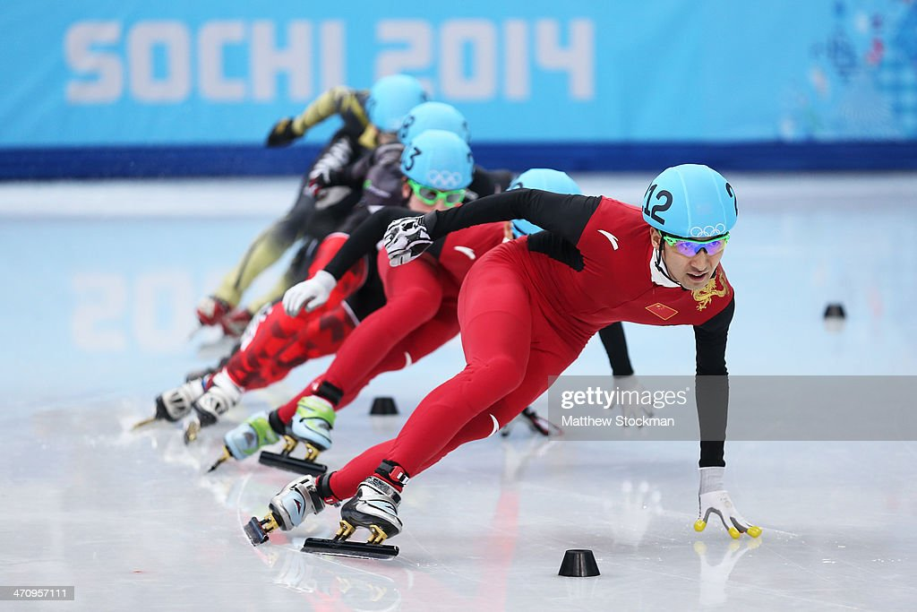 Short Track Speed Skating - Winter Olympics Day 14
