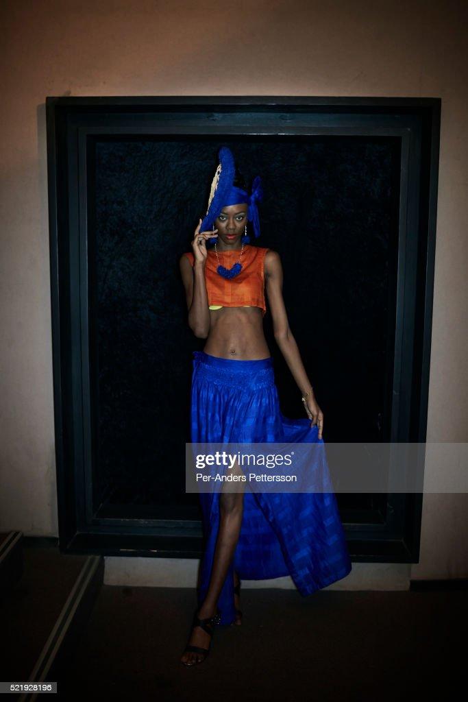 Dakar Fashion Week Stock Photo Getty Images