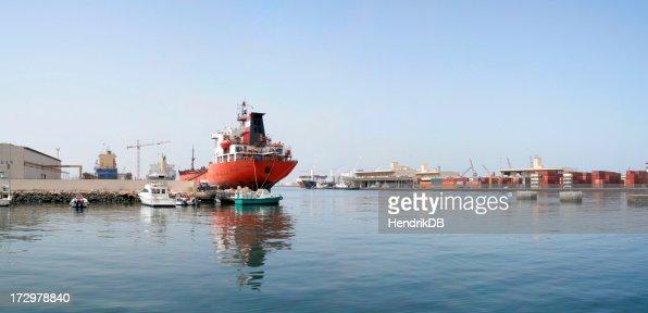 Dakar Harbour