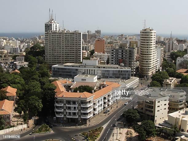 Dakar of Downtown