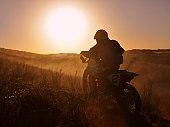 Dakar rally stage dunes