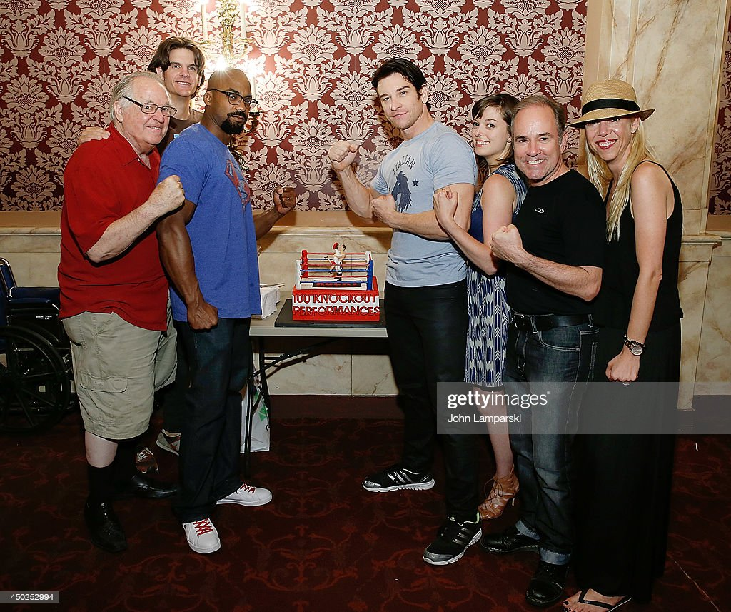 dakin mathews director alex timbers terence archie andy karl margo picture id450252994