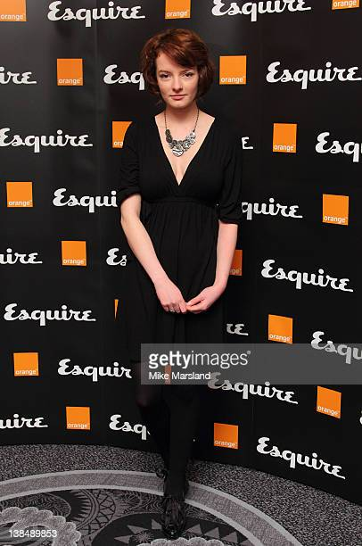 Dakota Blue Richards attends the Bafta rising stars party hosted by Orange and Esquire at The Savoy Hotel on February 7 2012 in London England