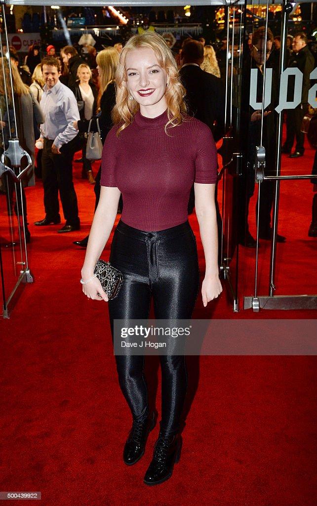 """The Danish Girl"" - UK Film Premiere - VIP Arrivals"