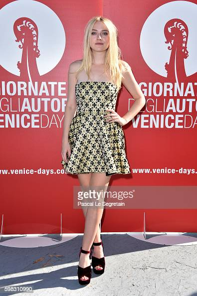 dakota-fanning-attends-a-photocall-for-womens-tales-during-the-73rd-picture-id598310990