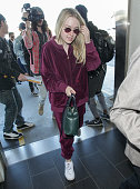 Celebrity Sightings In Los Angeles - January 22, 2018