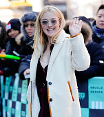 Celebrity Sightings in New York City - January 18, 2018