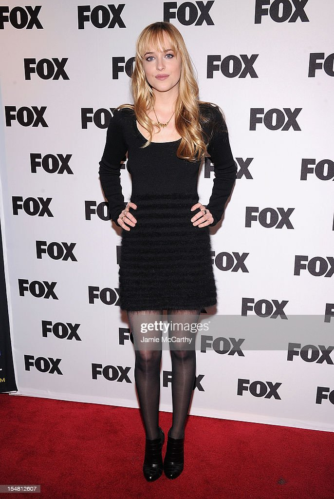 Dakota Johnson attends Fox's New Tuesday: A Comedy Conversation at 92Y Tribeca on October 26, 2012 in New York City.