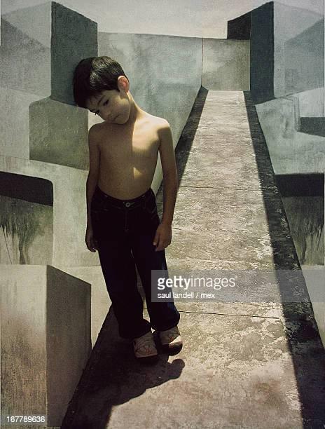 Dalí niño