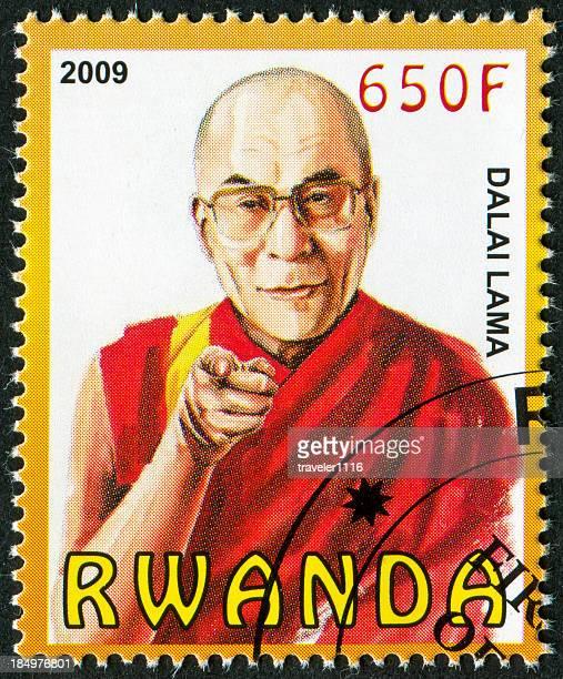 Dalai Lama Stamp