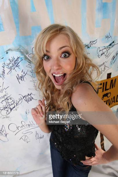 Dalal Bruchmann attends Moods of Norway at Studio on Main with The PhotoFund and Animal Avengers on January 24 2011 in Park City Utah