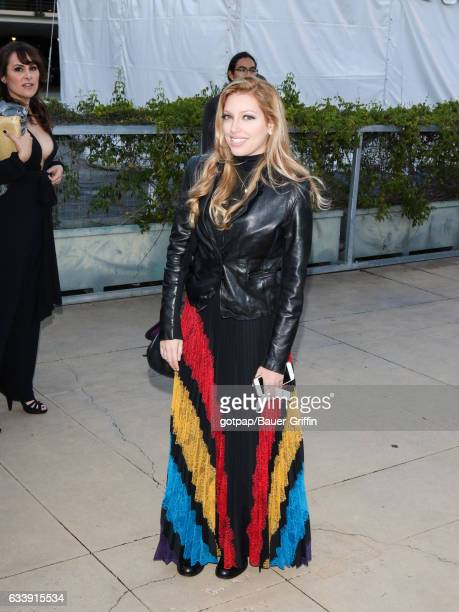 Dalal Bruchmann is seen on February 04 2017 in Los Angeles California
