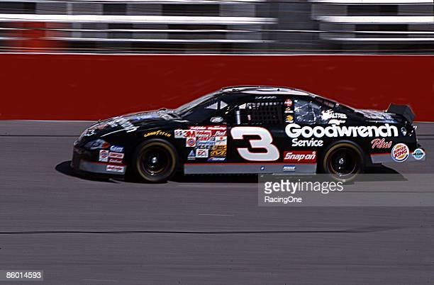 Dale Earnhardt charged from 18th position to win the Winston 500 in the final five laps It was to be his last victory