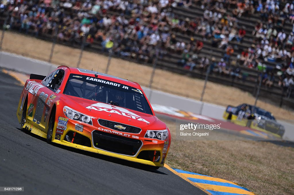 dale earnhardt jr driver of the 88 axalta chevrolet leads tony. Cars Review. Best American Auto & Cars Review