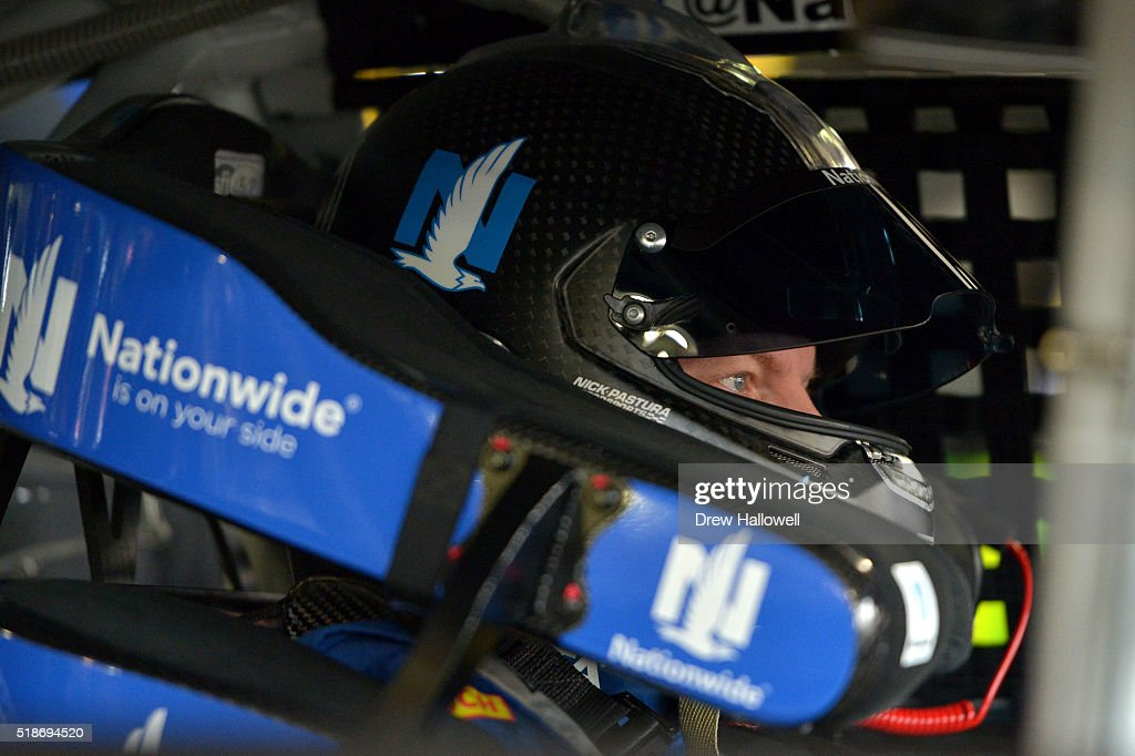 dale earnhardt jr driver of the 88 nationwide chevrolet sits in. Cars Review. Best American Auto & Cars Review