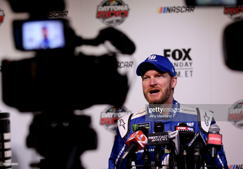 Leading Up to the 59th Annual Daytona 500