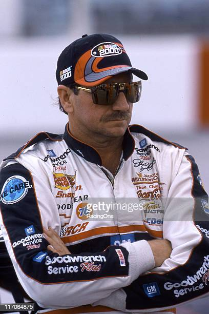 Dale Earnhardt scored the final two wins of his storied NASCAR Cup career during the year taking the victory in the Cracker Barrel Old Country Store...