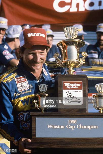 Dale Earnhardt wrapped up his second NASCAR Cup championship by winning the Atlanta Journal 500 at Atlanta International Raceway on November 2nd even...