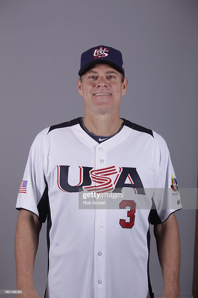 <a gi-track='captionPersonalityLinkClicked' href=/galleries/search?phrase=Dale+Murphy&family=editorial&specificpeople=210608 ng-click='$event.stopPropagation()'>Dale Murphy</a> #3 of Team USA poses for a headshot for the 2013 World Baseball Classic on Monday, March 4, 2013 at Salt River Fields at Talking Stick in Scottsdale, Arizona.