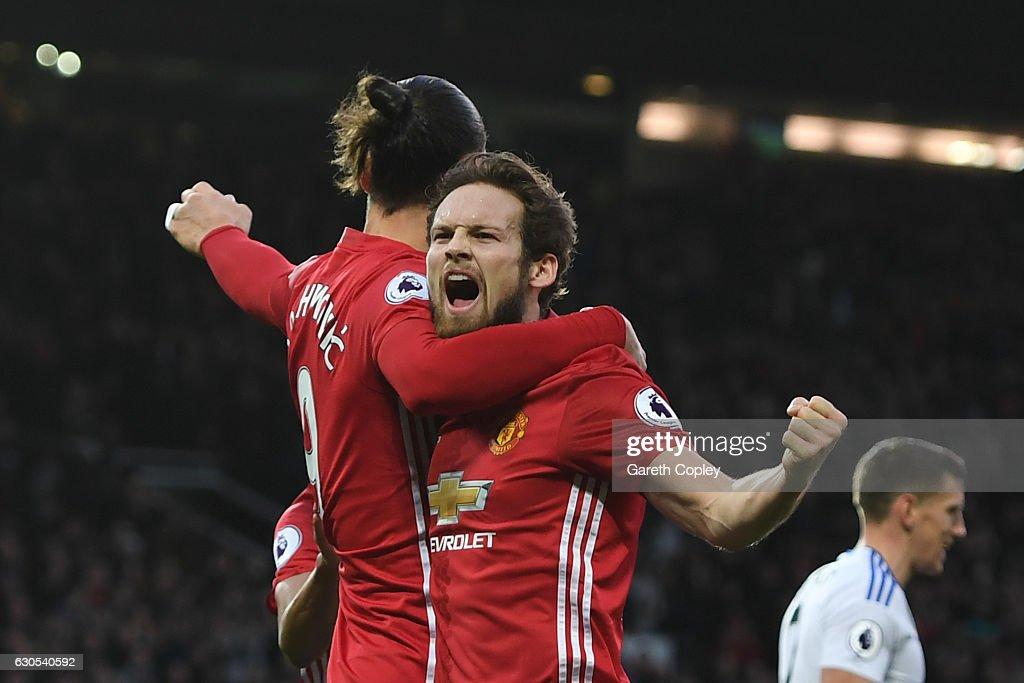 Manchester United v Sunderland - Premier League : News Photo