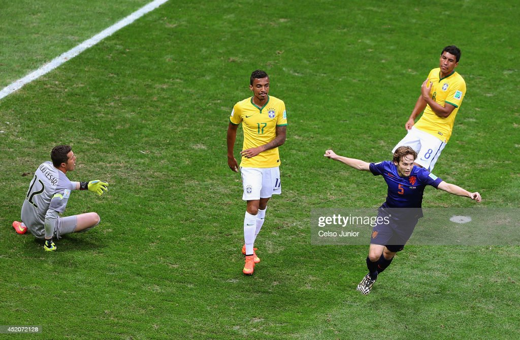 Brazil v Netherlands: 3rd Place Playoff - 2014 FIFA World Cup Brazil