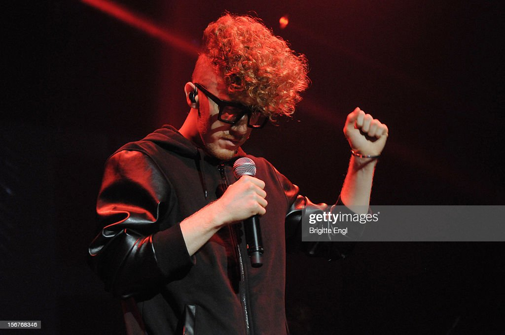 Daley performs on stage at KOKO on November 20, 2012 in London, United Kingdom.