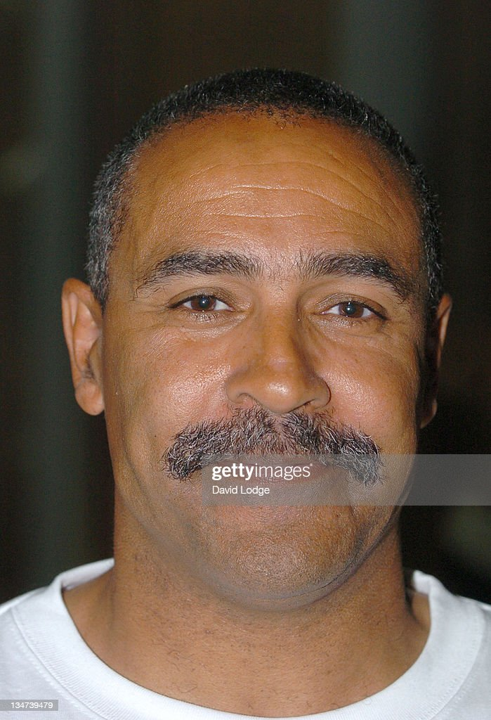 Daley Thompson during Olympic 2012 Game Launch - July 27, 2005 at East Ham in London, Great Britain.