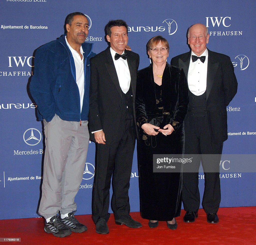 2007 Laureus World Sports Awards - Red Carpet Arrivals