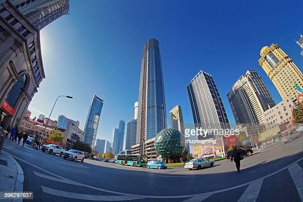Dalian Friendship Square