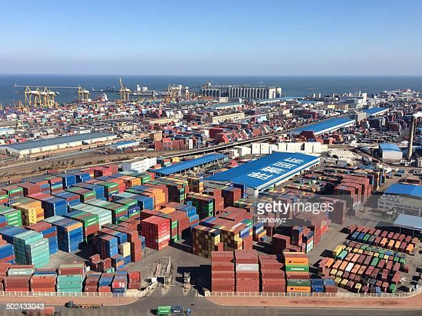 Dalian New Port