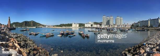Dalian Tiger Beach Panoramic