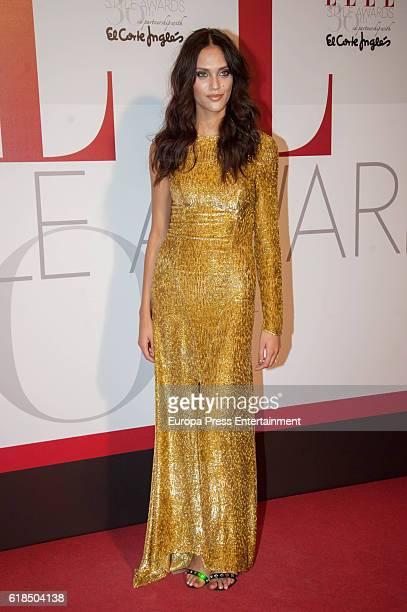 Dalianah Arekion attends 'Elle Magazine' Awards 30th Anniversary at Circulo de Bellas Artes on October 26 2016 in Madrid Spain