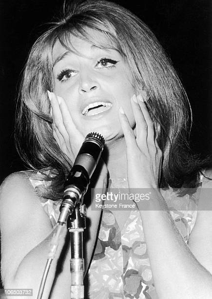 Dalida At The Olympia Paris 1964