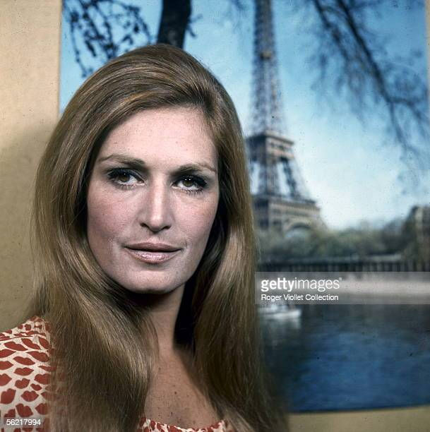 Dalida French singer of Egyptian origin about 1970