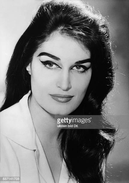 DalidaDalida Sängerin F 1960