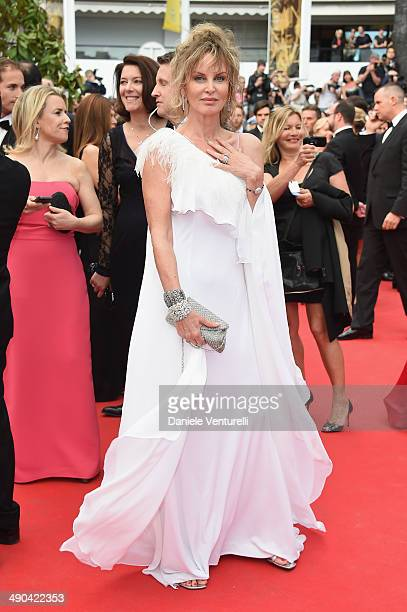 Dalila Di Lazzaro attends the Opening Ceremony and the 'Grace of Monaco' premiere during the 67th Annual Cannes Film Festival on May 14 2014 in...