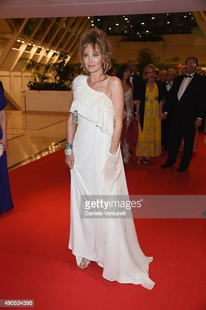 Dalila Di Lazzaro attends the Opening Ceremony Dinner at the 67th Annual Cannes Film Festival on May 14 2014 in Cannes France