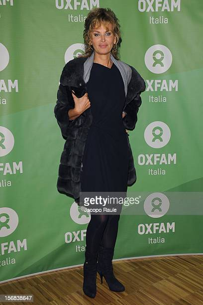 Dalila Di Lazzaro attends Women's Circle 2012 In Milan on November 22 2012 in Milan Italy