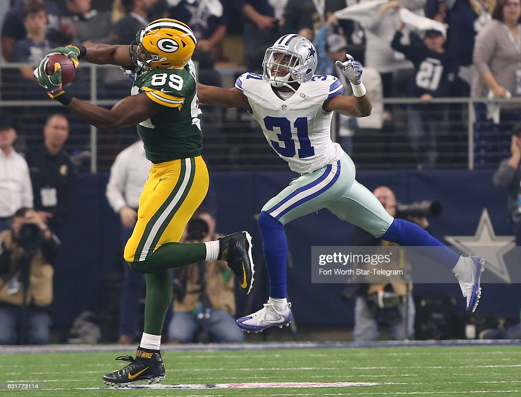 Green Bay Packers vs Dallas Cowboys