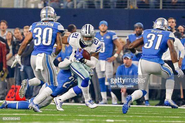 NFL: DEC 26 Lions at Cowboys : News Photo