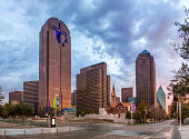 Dallas downtown - Arts district, Texas