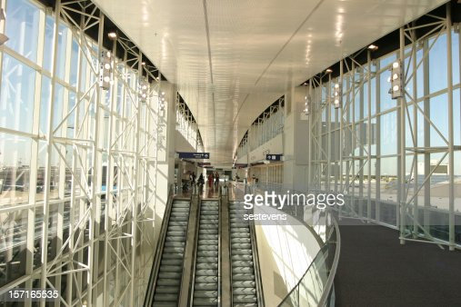 Dallas Fort Worth Airport Terminal