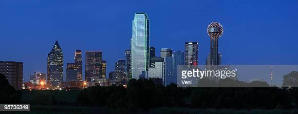 Dallas Panorama, Texas
