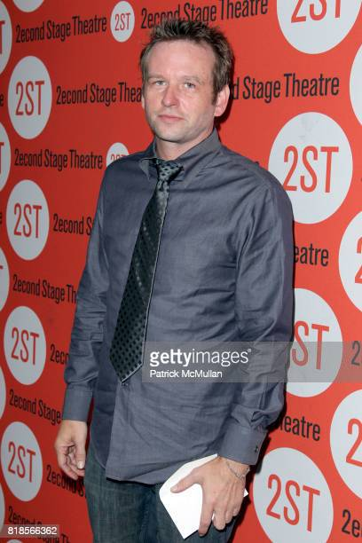Dallas Roberts attend The OffBroadway Opening of SECOND STAGE THEATRE'S TRUST at Second Stage Theatre on August 12th 2010 in New York City