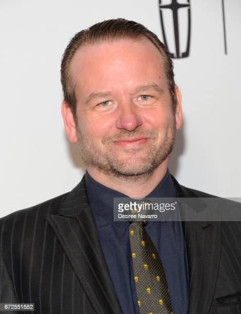 Dallas Roberts attends 2017 Tribeca Film Festival 'My Friend Dahmer' at Cinepolis Chelsea on April 21 2017 in New York City