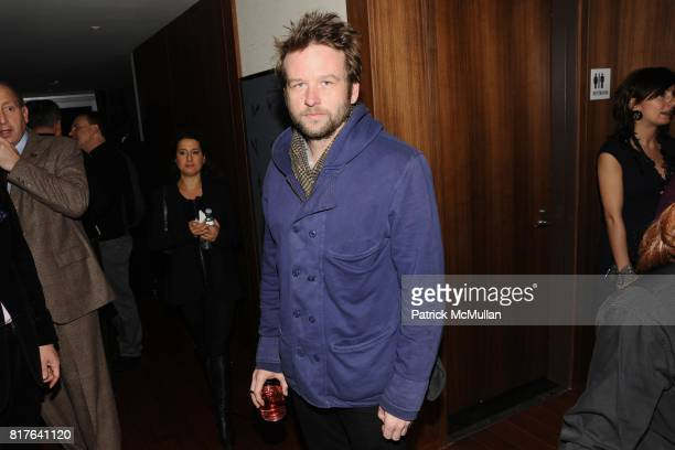 Dallas Roberts attends THE CINEMA SOCIETY THE CREATIVE COALITION host the after party for 'CASINO JACK' at Setai Fifth Avenue Residences on December...