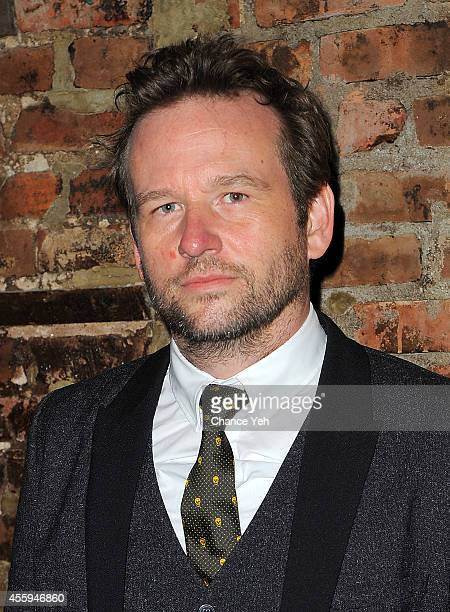 Dallas Roberts attends the opening night of 'Scenes From A Marriage' at Phebe's Tavern Grill on September 22 2014 in New York City